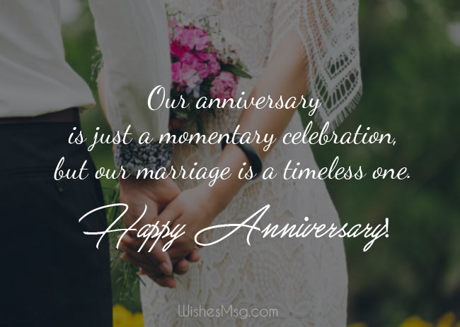 Anniversary Messages for Wife or Husband