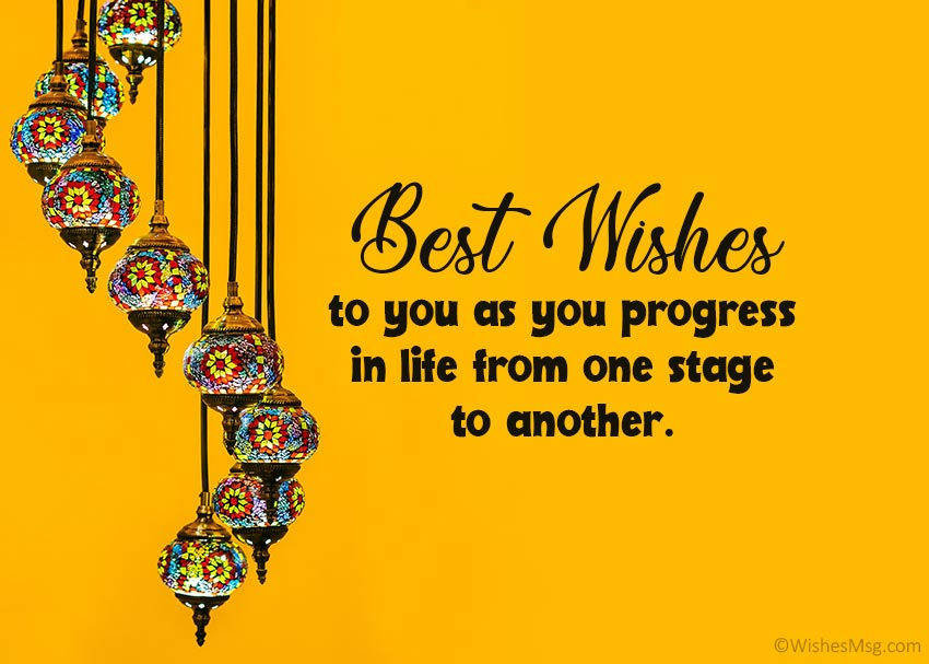 Best Wishes Texts