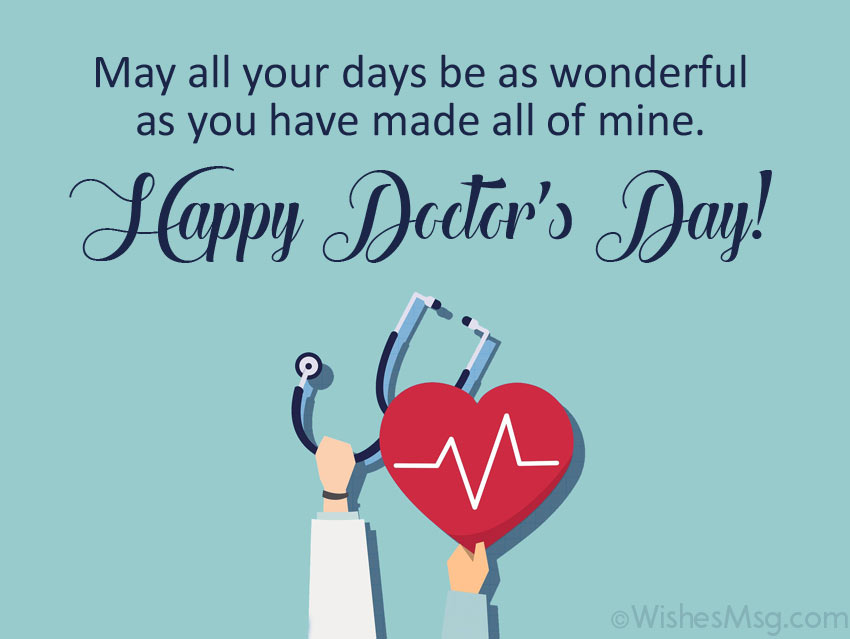 happy doctors day quotes