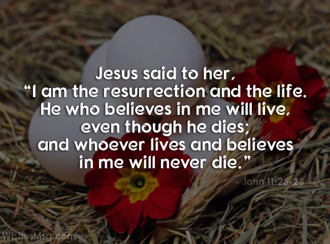 Easter Sunday Quotes From Bible