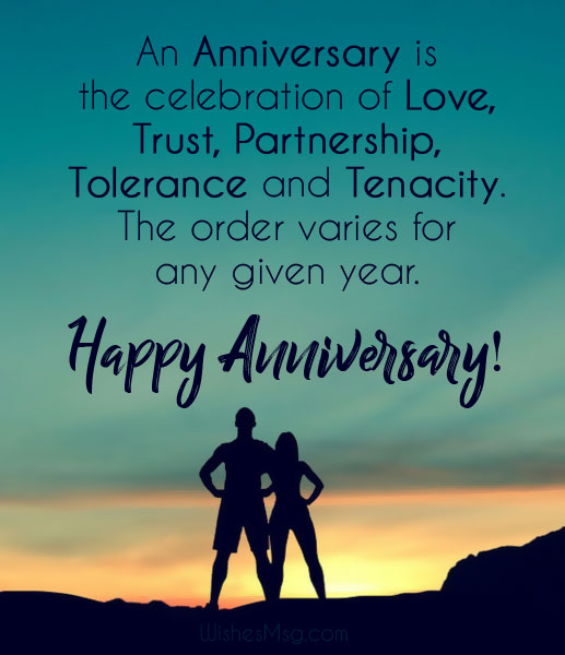Funny Anniversary Messages