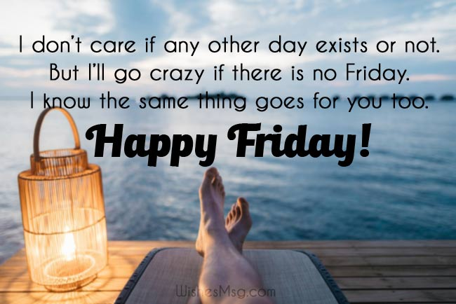 Funny Friday Wishes Messages