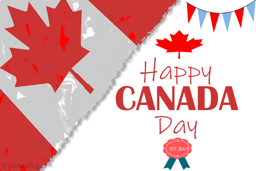 Canada Day Wishes Quotes