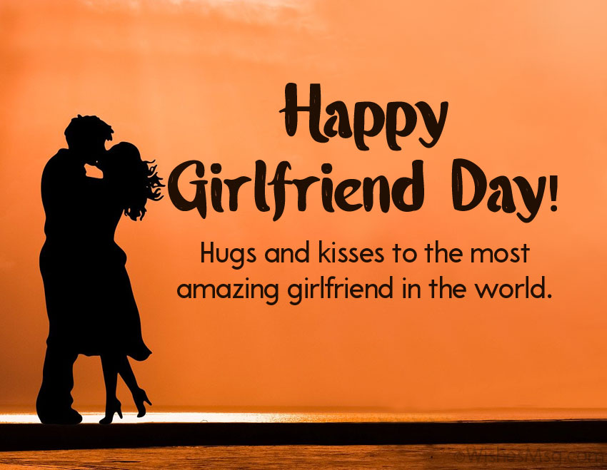 Girlfriend Day Wishes