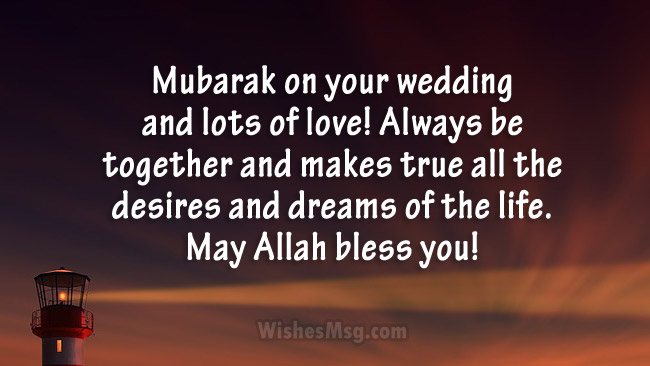 Wedding messages muslim wishes Engagement Quotes