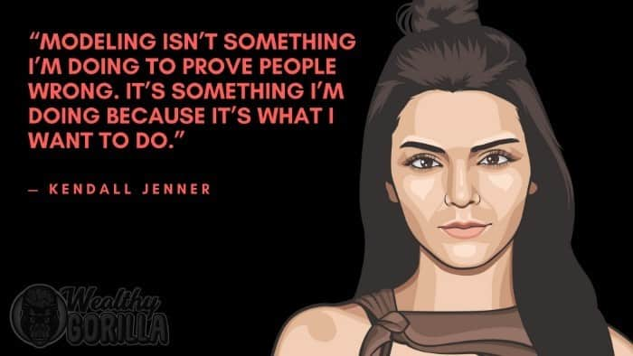 Best Kendall Jenner Quotes 2