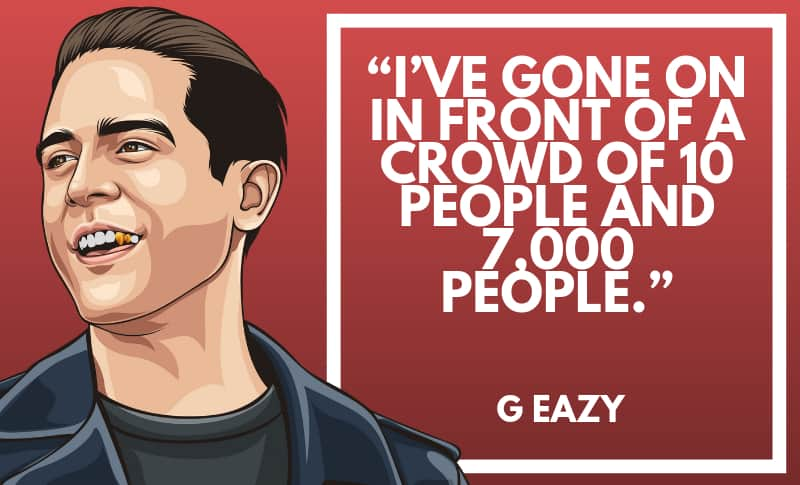 G-Eazy Picture Quotes 1
