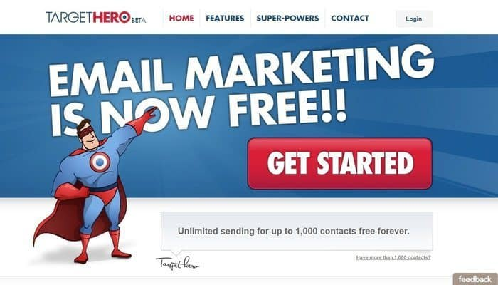 TargetHero Review - Top 10 Email Marketing Tools