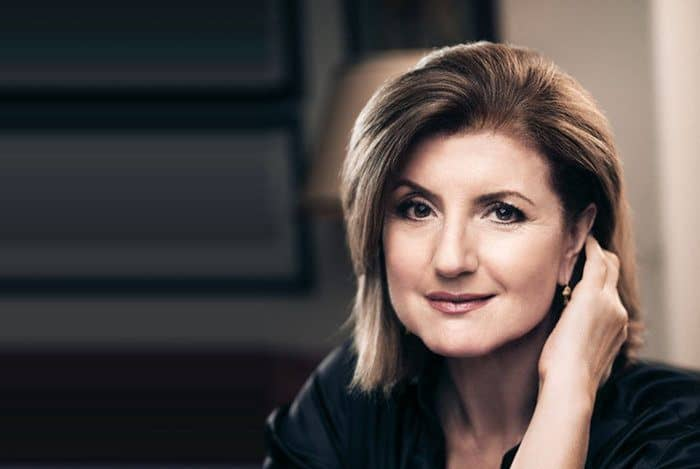 The Success Story of Arianna Huffington