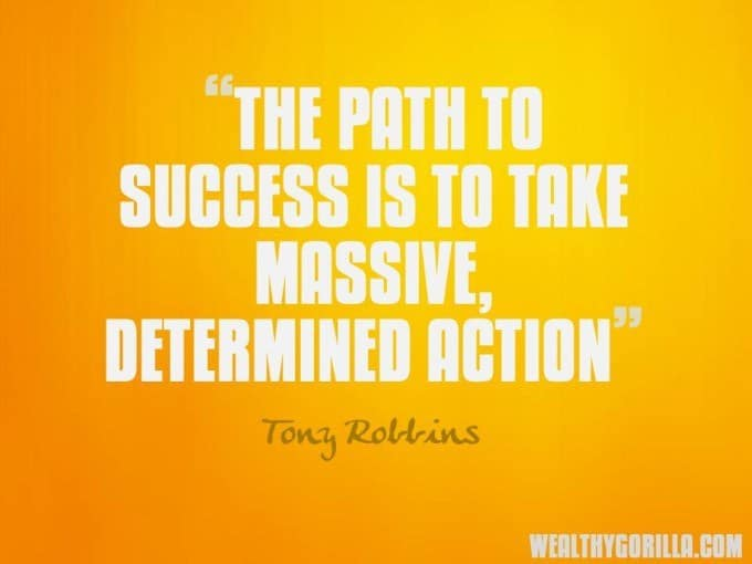Tony Robbins Motivational Picture Quotes
