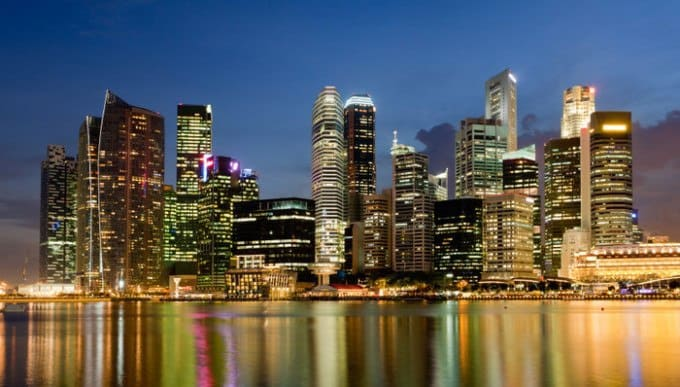 Top 10 Most Expensive Cities in the World to Live in - Singapore