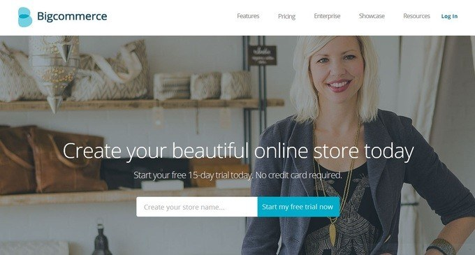 creating an online store with bigcommerce