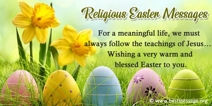 Religious Easter Messages Images, Easter Wishes 2021