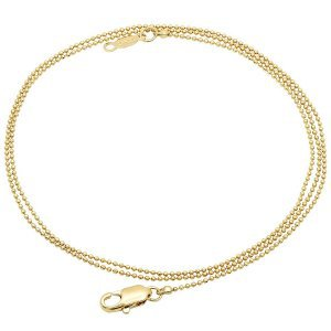 Military Style Ball Link Chain Necklace AMAZON
