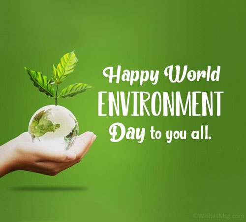 World Environment Day Messages to Everyone