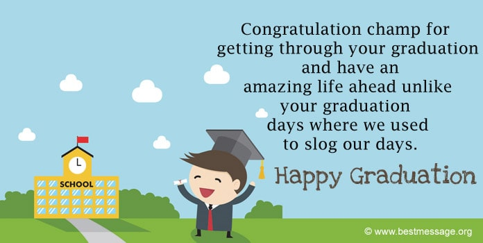 Graduation Wishes Messages images