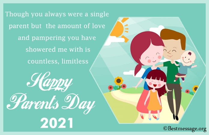 Happy Parents' Day Wishes images, Parents Quotes