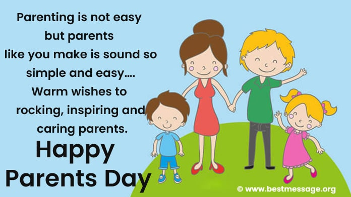 Parents Day Wishes Images - Happy Parents Day Greetings