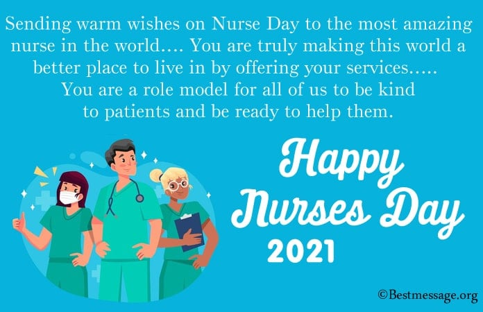 Happy Nurses Day Messages, Nurses day wishes images