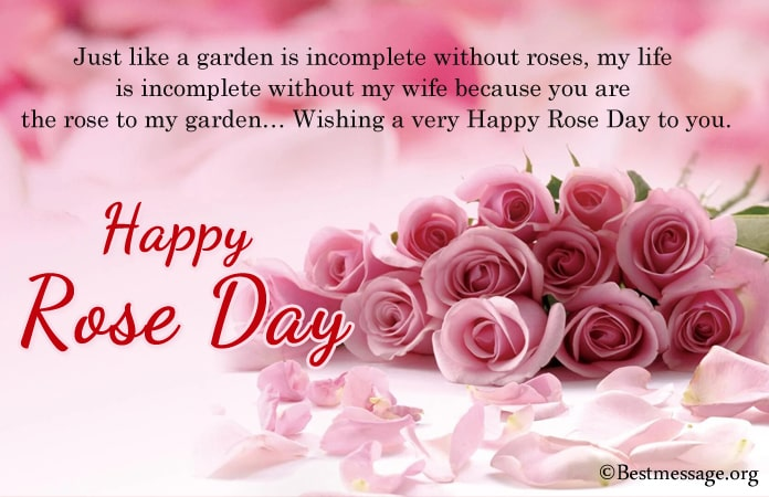 Happy Rose Day 2021 Quotes, Wishes, Greetings Messages Images
