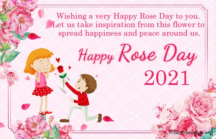 Happy Rose Day 2021 Wishes - Rose Day Images