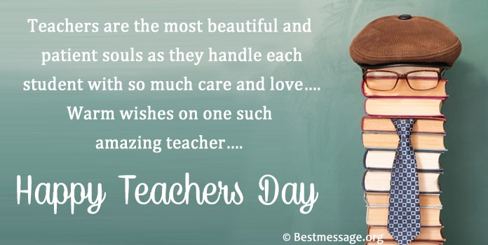 Teachers Day Messages with Image