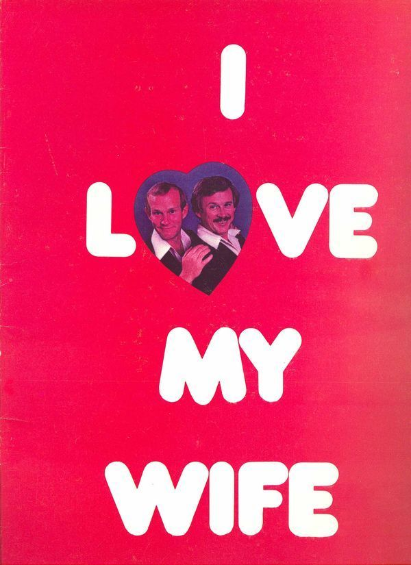 I Love My Wife Funny Image