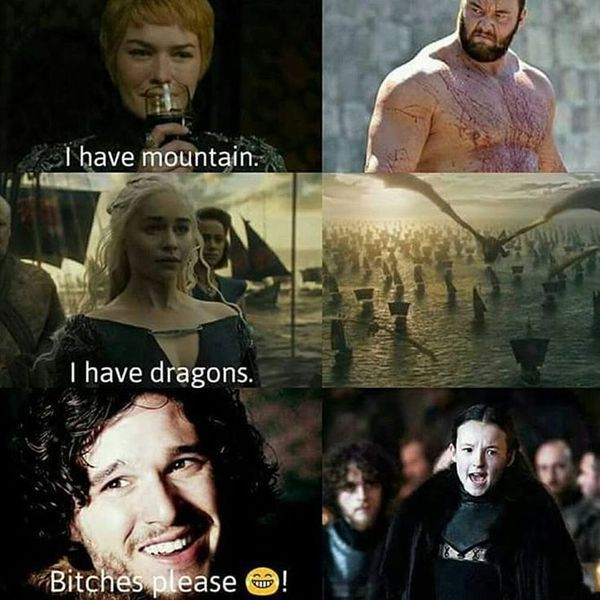 Best Game of Thrones Memes from All Seasons 3
