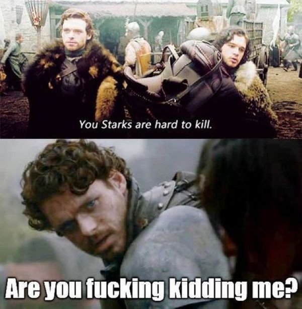 Best Game of Thrones Memes from All Seasons 4
