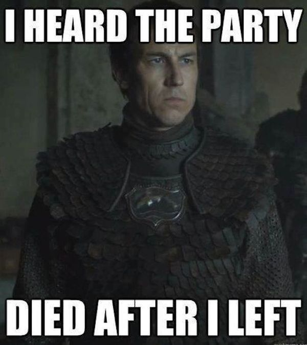 Best Game of Thrones Memes from All Seasons 6