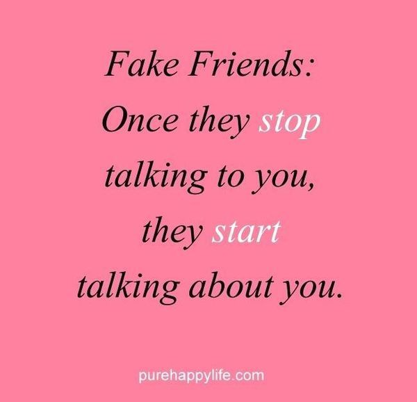 Best Images with Phony Friends Quotes for Facebook 10