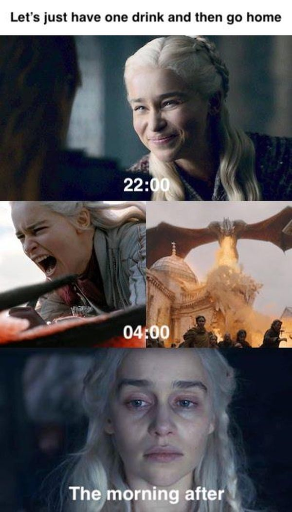 Best Memes from the Final Season of Game of Thrones so Far 3