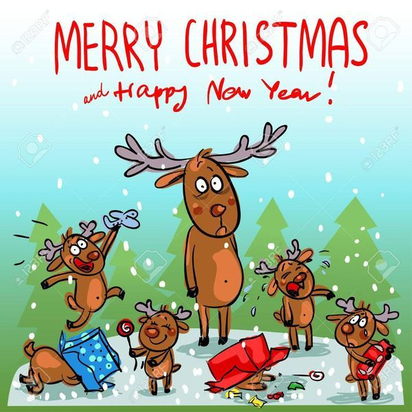 Funny-Christmas-Greetings-with-Images 2