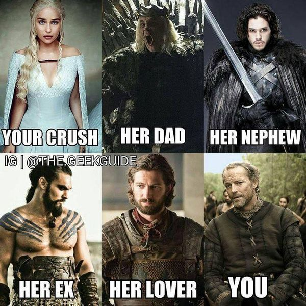 Game of Thrones Memes to Make You Laugh 3