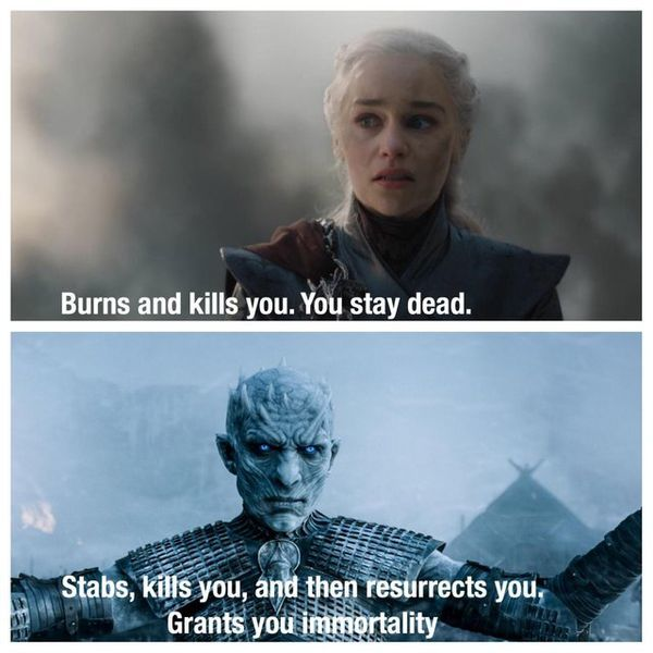 Hilarious Game of Thrones Memes from Season 8 4