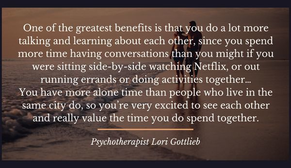 One of the greatest benefits
