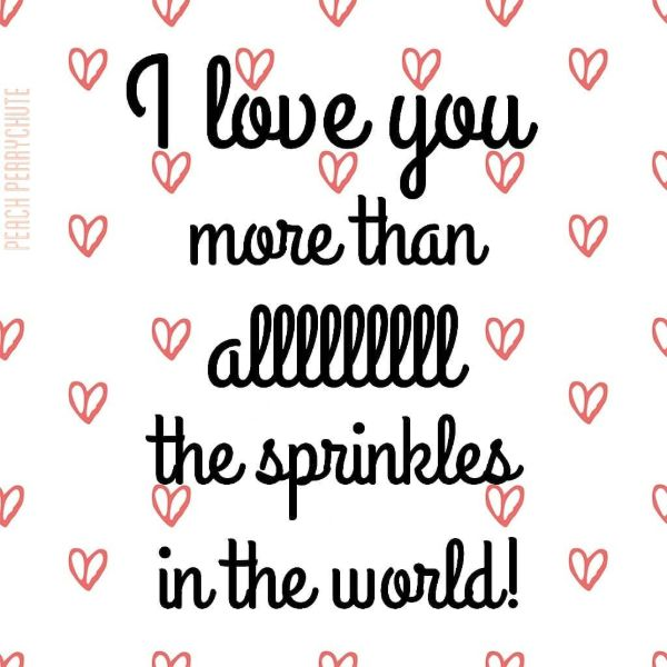 Romantic Funny I Love You More Than Quotes And Sayings 5
