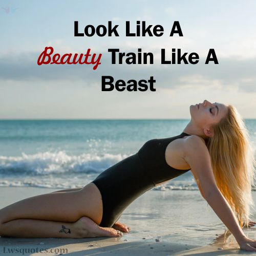 Sexy Fitness Quotes For Girls 2021