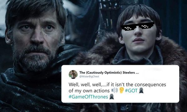 The Funniest Memes from Game of Thrones Season 8 Premiere 1