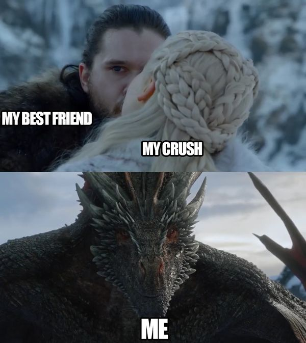 The Funniest Memes from Game of Thrones Season 8 Premiere 2