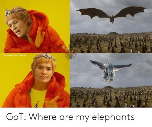 The Funniest Memes from Game of Thrones Season 8 Premiere 3