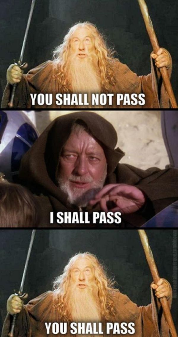 The Lord of The Rings Memes 4