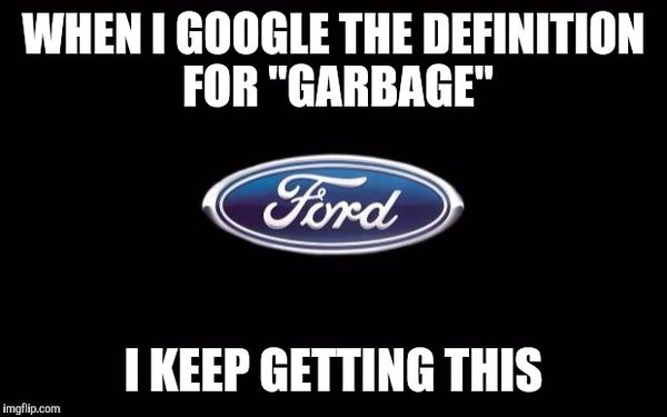 What Does Ford Stand For Funny