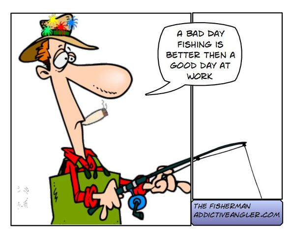 Exciting bad fishing day jokes pictures