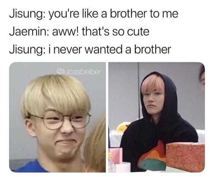 brother nct meme