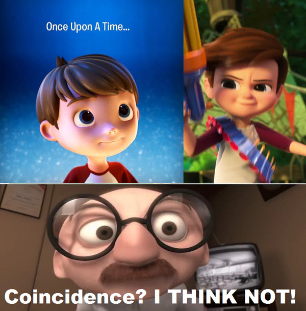 coincidence i think not meme boss baby