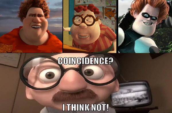 coincidence i think not meme cartoon characters
