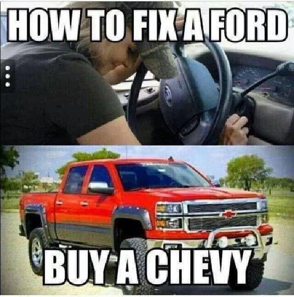 common funny ford sayings