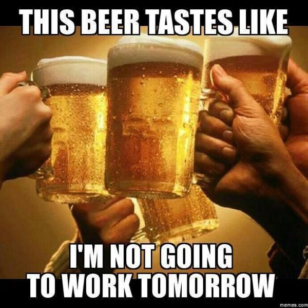 common i need a beer meme