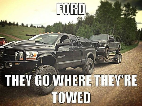 cool ford hater jokes
